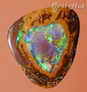 Yowah Nut Opal with Crystal Centre